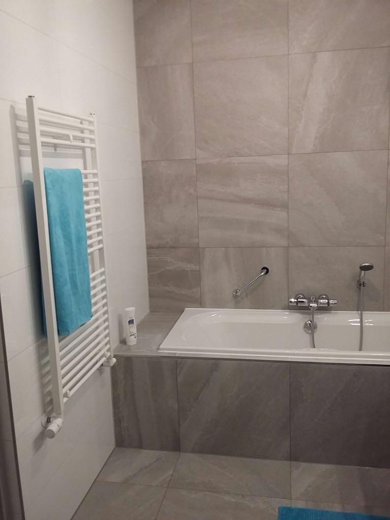 totale badkamer renovatie � badkamer betegeld