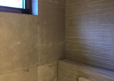 Project Bleiswijk badkamer betegeld1