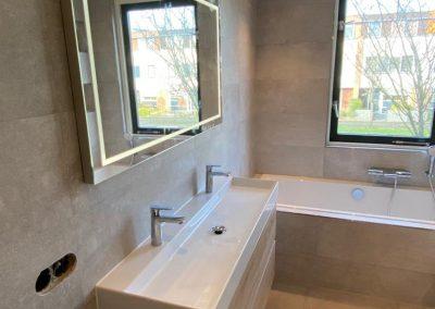 Project Maassluis totale badkamer renovatie1