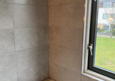 Project Maassluis totale badkamer renovatie3
