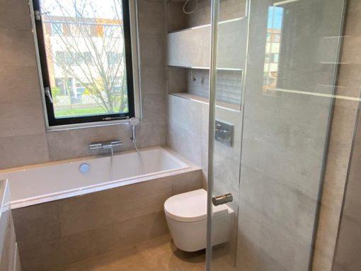 Totale badkamer renovatie