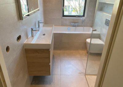Project Maassluis totale badkamer renovatie8